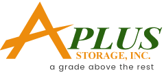 A Plus Storage Corporation Logo